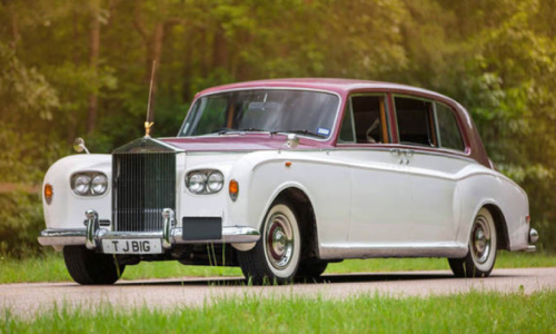 Luxury Rolls-Royce Phantom VI that was once owned by Tom Jones could be yours for £75,000