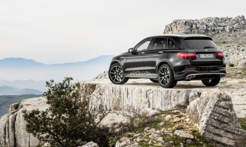A review: 2017 Mercedes-AMG GLC43
