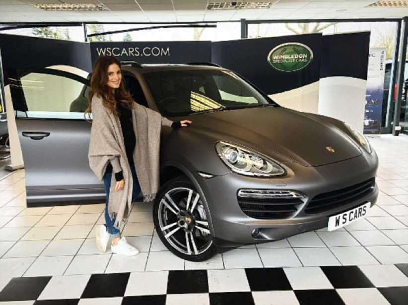 Celebs can drive off luxury cars for a huge discount