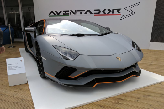 One-off Lamborghini Aventador S created for Goodwood Festival of Speed