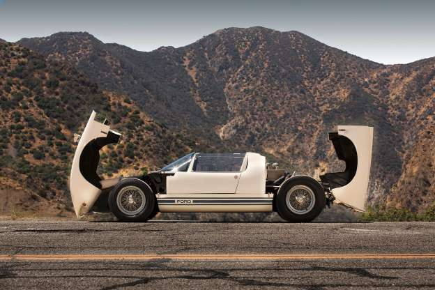 Original Ford GT40 Roadster up for sale