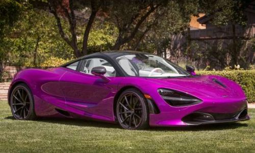 One-off McLaren 720S by MSO revealed
