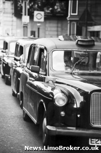 Taxi drivers struggling to make a living