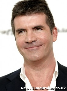 Simon Cowell hires limos for guests at 50th bash