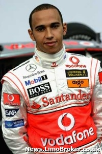 F1 Champion Lewis Hamilton slapped with a driving fine