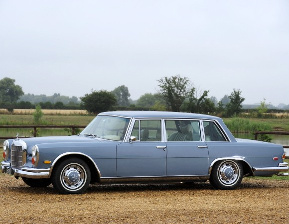 Elvis Presley's Mercedes limo due to go under the hammer