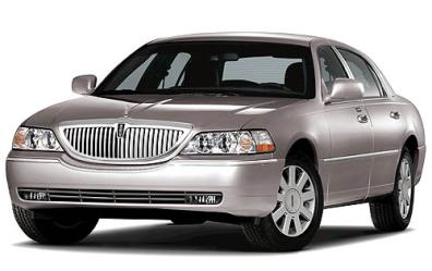Lincoln Town Car replacement revealed