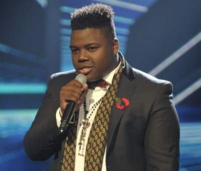 Paije loses out to Cher in X-Factor sing off