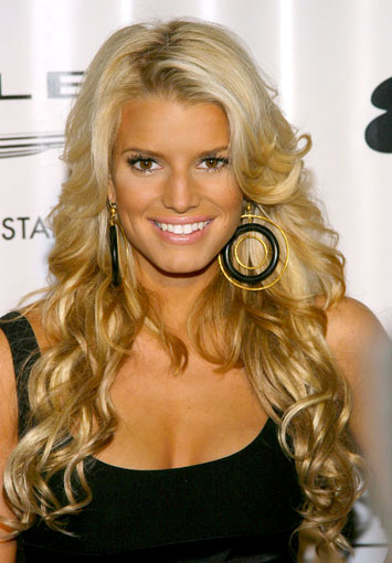 Prom dress collection launched by Jessica Simpson in the US