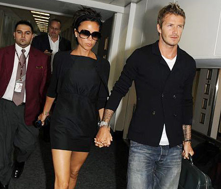 Victoria and David Beckham announce they're expecting a baby girl