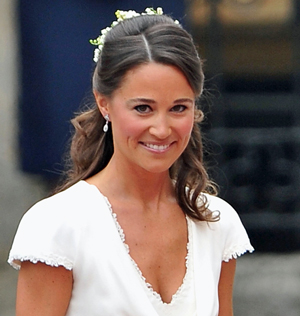 Pippa Middleton misses rear of year award as Carol Voderman takes the title