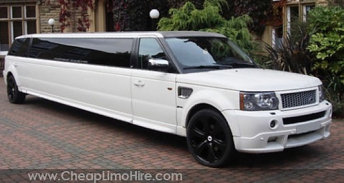 Range Rover wedding car donated for cash strapped bride's big day