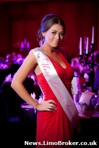 Miss Limo 2012 winner is revealed as Gemma Roberts