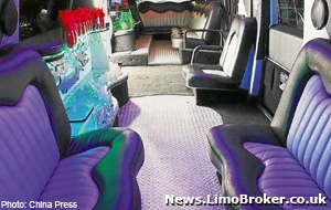 Hummer mad businessman buys 13 metre long limo