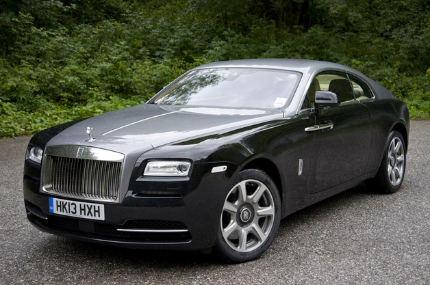 Rolls Royce to Make 2015 Wraith Convertible