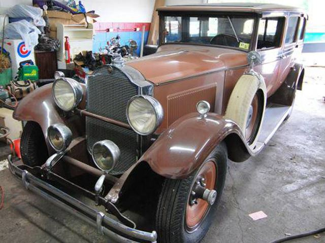 Al Capone Limo up for sale for $125,000