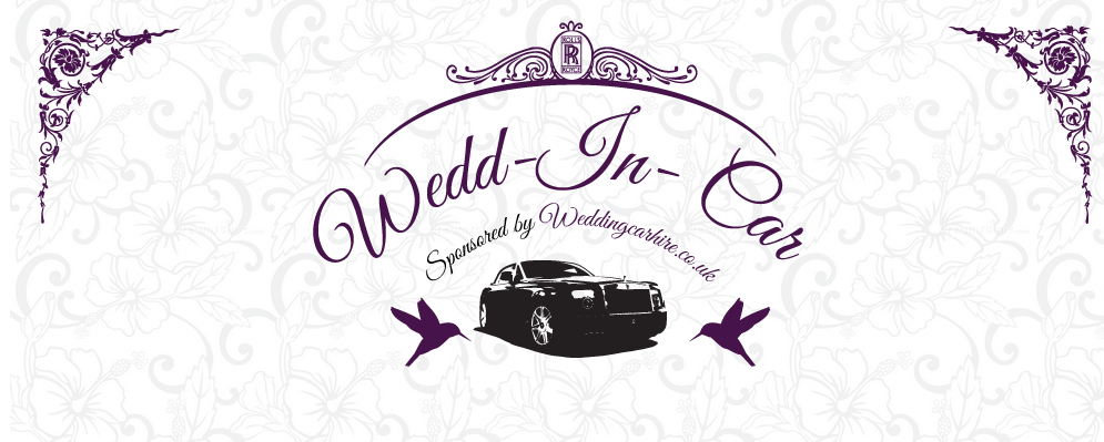 Weddingcarhire.co.uk Wedd-in-Car Competition to Marry a Couple INSIDE of a Rolls Royce Phantom!