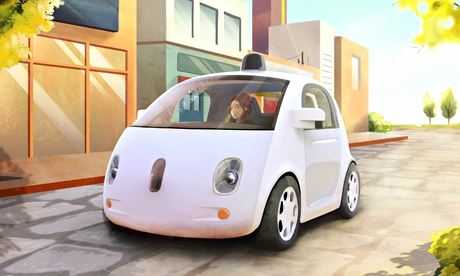 Will Google's Two-Seater Driverless Pod put an End to Driving as we Know it?