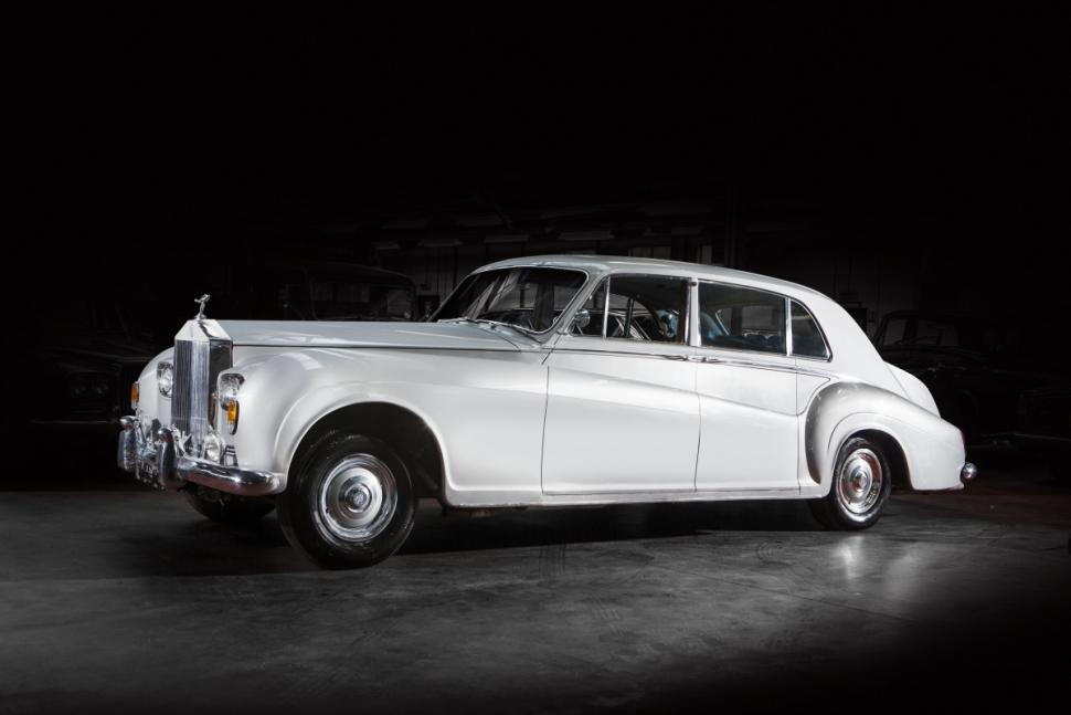 Limo Broker to Bid For Elvis Presley Rolls Royce Phantom