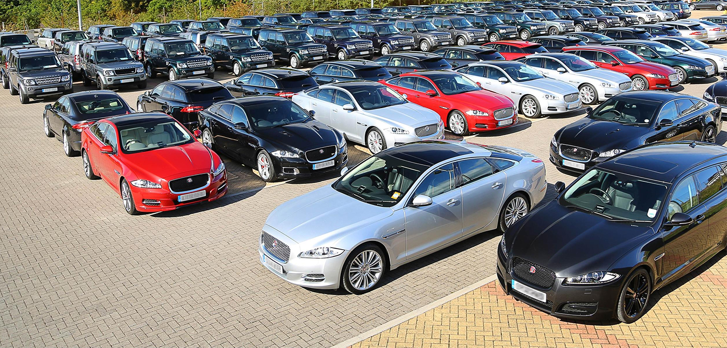 Jaguar and Land Rover vehicles chauffeur delegates at NATO Summit