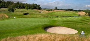 Luxury Transport to Gleneagles Golf Course: Ryder Cup 2014