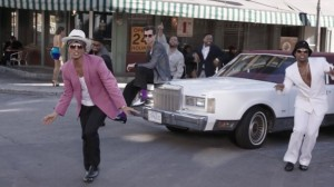 Bruno Mars No.1 Hit 'Uptown Funk' Endorses the Lincoln Towncar Limousine