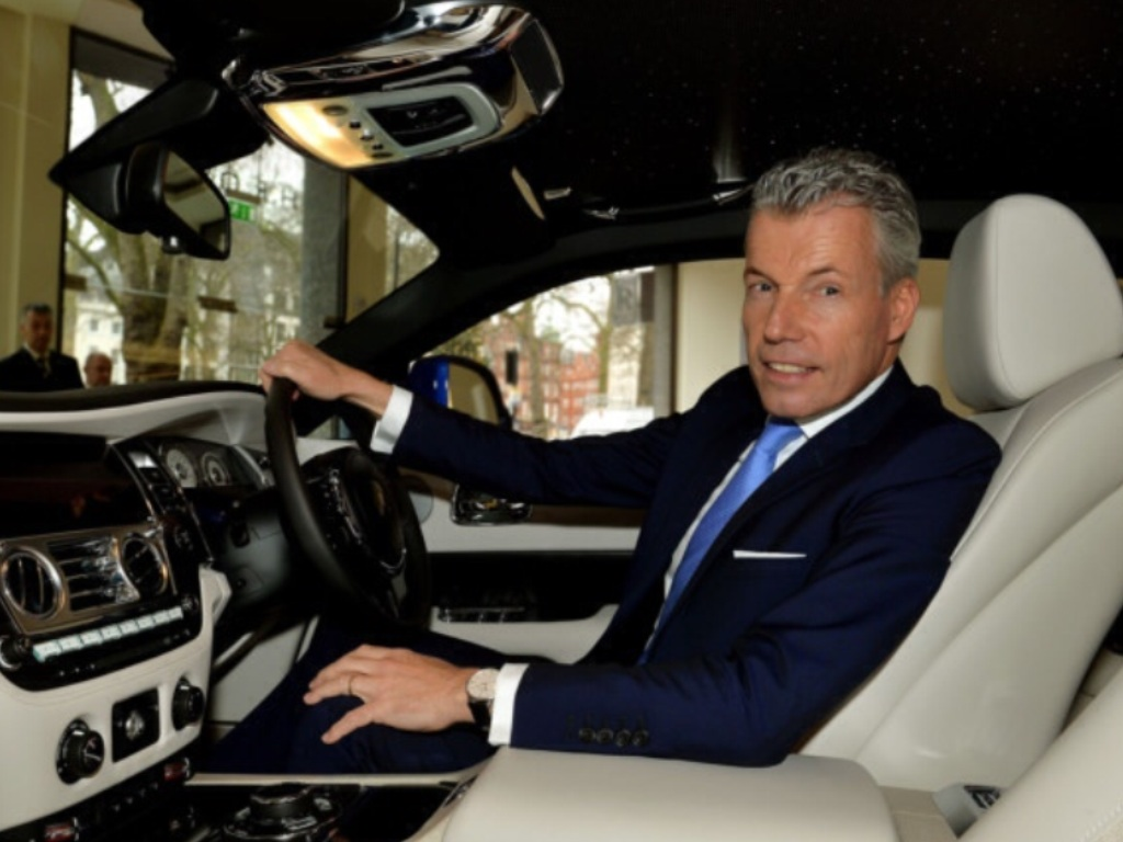 Rolls Royce Make History With 2014 Sales Records