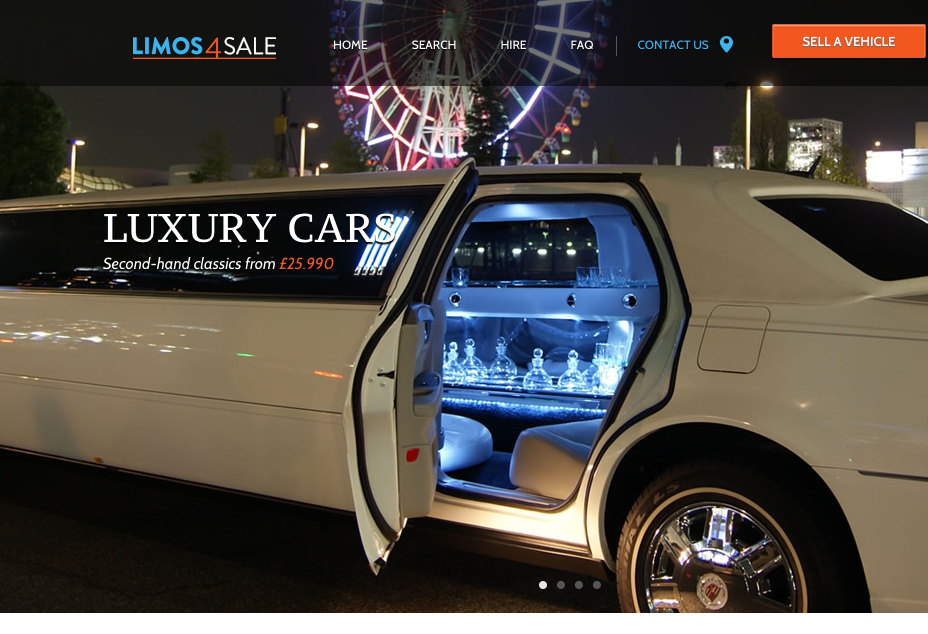 Limos4sale.co.uk Launches – The AutoTrader of the limo world