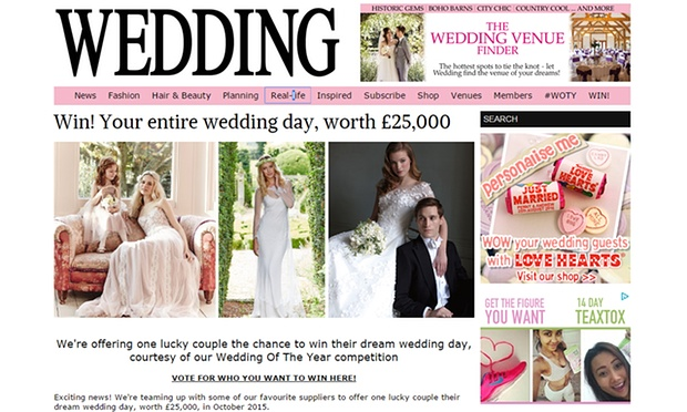 Bride-to-be Uncovered for Wedding Competition Scam