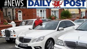 Rhyl limo boss foots the billfor £10,000 of vehicle damage