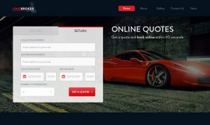 Limo Broker roll out new and improved vehicle booking system