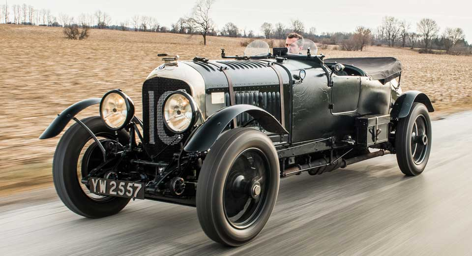1928 Bentley Le Mans Racer to be sold for $7m at Auction