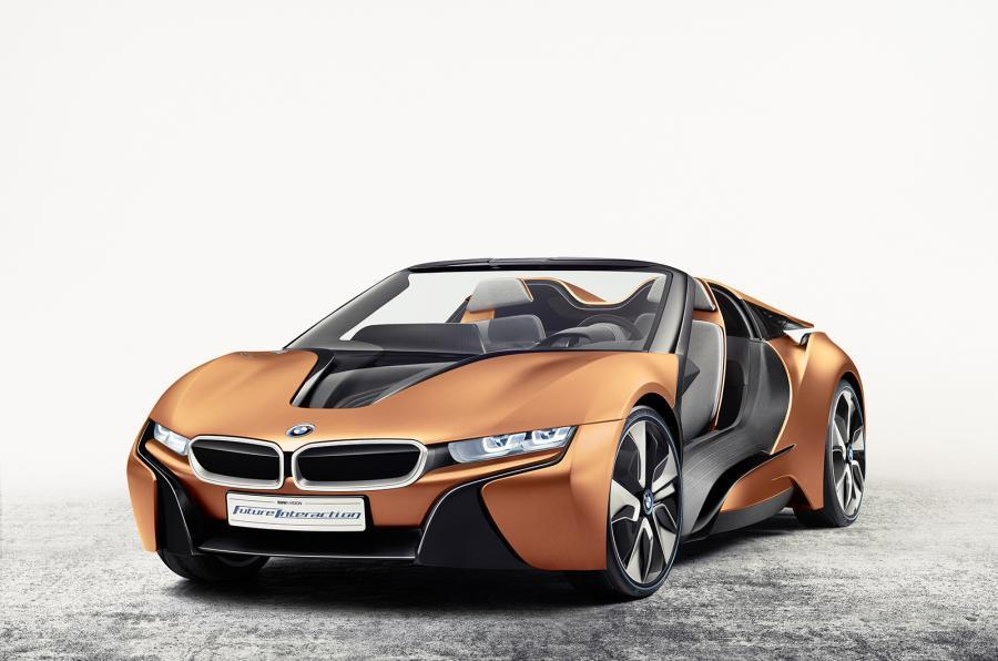 2021: The year BMW's i division will release driverless tech