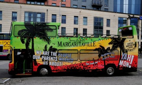 Brighton firm create the ultimate Jamaican Party Bus