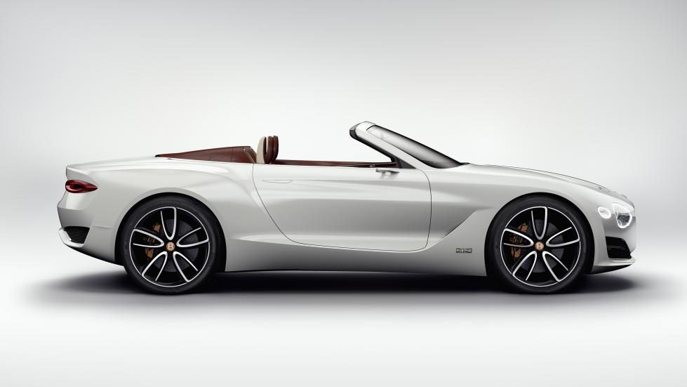 Bentley's electric sports car dubbed 'beautiful'