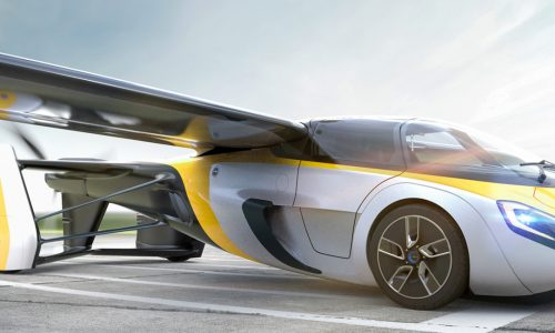 Flying cars could be available to purchase this year