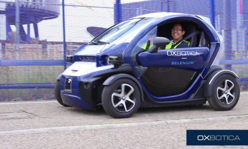 Self-driving cars to be tested in the UK
