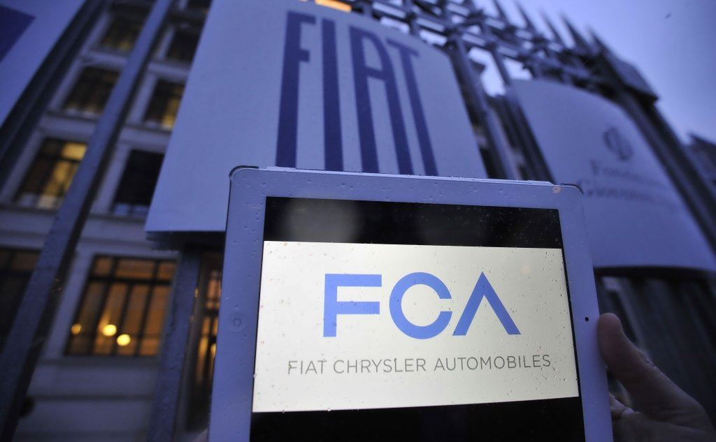 Chinese car brand Great Wall set to buy Fiat Chrysler