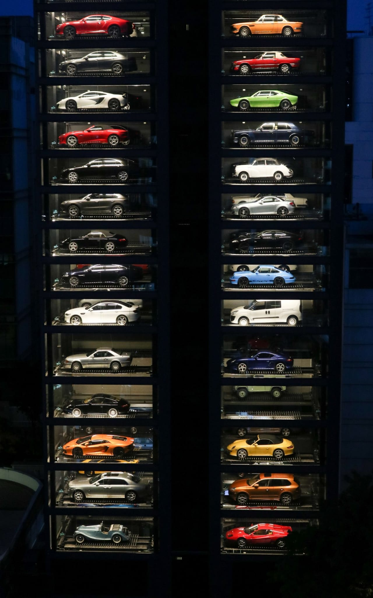 Coming soon: a 'car vending machine'