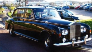 Cardiff Council's neglected Rolls Royce loaned to National Motor Museum