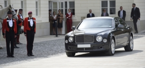 Prince Andrew's Bentley Could be Yours