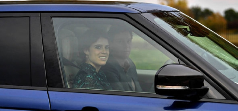 Princess-Eugenie-Vehicle