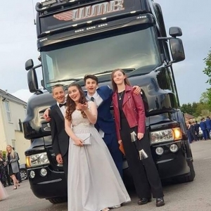Cheltenham School Goes All Out with Lavish Prom Cars, Supercars and Buses