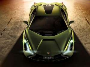 What is the Lamborghini Sian?