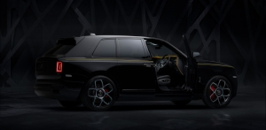 Rolls Royce Launches Cullinan Black Badge Edition